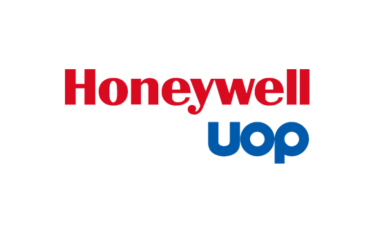 The Combustion group use Honeywell UOP equipment