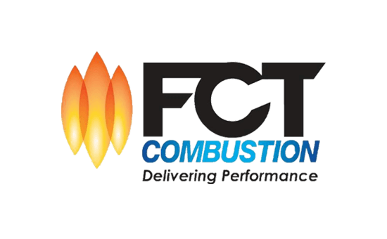 The Combustion group use FCT Combustion equipment