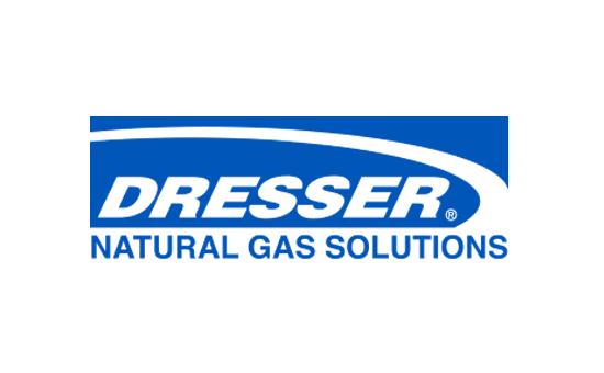 The Combustion group use Dresser equipment