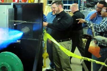 combustion customize training